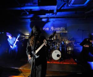 Phần trình diễn của Hiss From The Moat Live in Vietnam