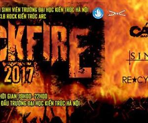 RockFire 2017