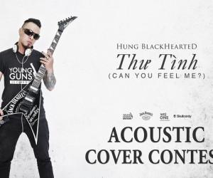 Cuộc thi hát cover acoustic cùng Hung Blackhearted
