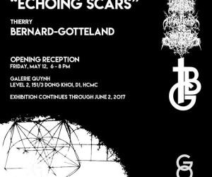 Triển lãm Vết trầm vang vọng – Echoing Scars