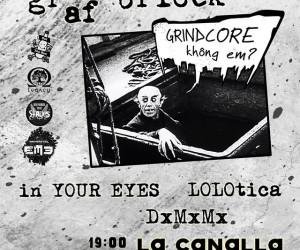 Grindcore không em?