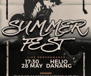 Đà Nẵng chào hè cùng Summer Fest 2017