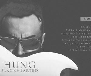 Hưng BlackhearteD với chất nhạc Deep Rock trong EP đầu tay