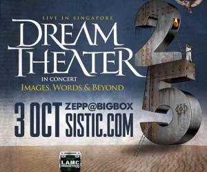 "Tour diễn kỷ niệm 25 năm phát hành album ""Images & Words"" của Dream Theater"