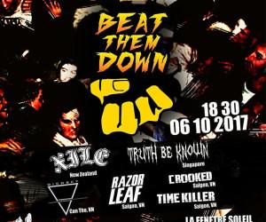 Beat Them Down – liên minh hardcore và metal