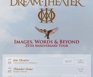 Dream Theater sẽ dừng chân tại Bangkok vào 27/9