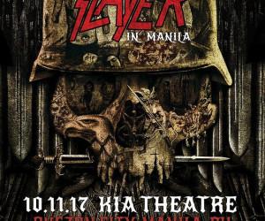 Slayer trở lại Đông Nam Á sau hơn 10 năm