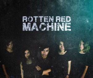 Rotten Red Machine chính thức ra mắt music video The Oncoming Storm