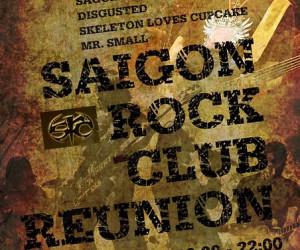 Ôn lại những hồi ức cùng Saigon Rock Club Union