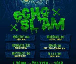 Hanoi Scream Metal trở lại với Echo Slam