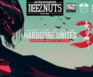 Điểm danh 6 gương mặt đầu tiên của Hardcore United 3: Mở Xoáy