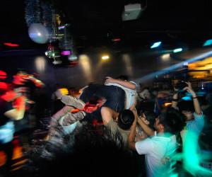 Hình ảnh nổi loạn từ Christmosh Party 2