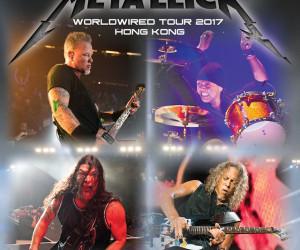 """Metallica công bố lịch """"WorldWired Tour"""" quảng bá cho album mới tại châu Á 2017"""
